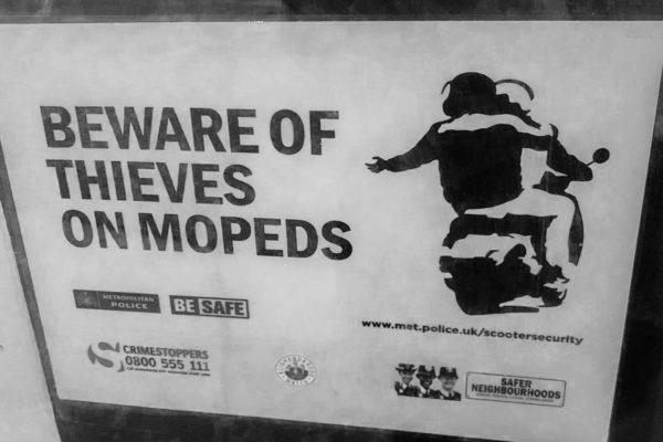 Attention aux voleurs
